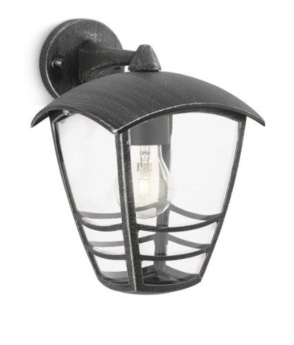 Philips creek lampada da parete da esterno lanterna down - Philips cedar lampada da parete per esterno lanterna down antracite ...