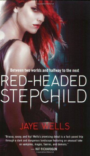 Image of Red-Headed Stepchild (Sabina Kane, Book 1)