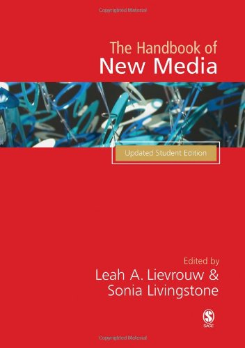 Handbook of New Media: Student Edition