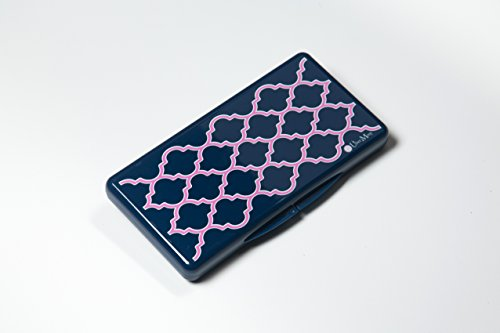 Uber Mom Wipebox - Navy Moroccan