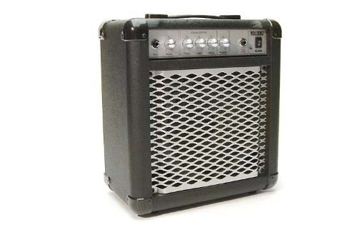 Bass Guitar Practice Amp: 15 watt Practice Amplifier for Bass Guitar