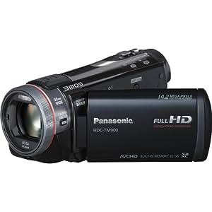 Panasonic HDC-TM900K 3D Camcorder with 32GB Internal Flash Memory (Black)