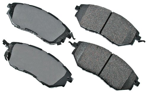 2006 2007 For Subaru B9 Tribeca Ceramic Brake Pads Full Set