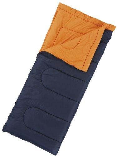 Coleman(コールマン) 寝袋 パフォーマー/C5 ネイビー [使用可能温度0度] 2000016928