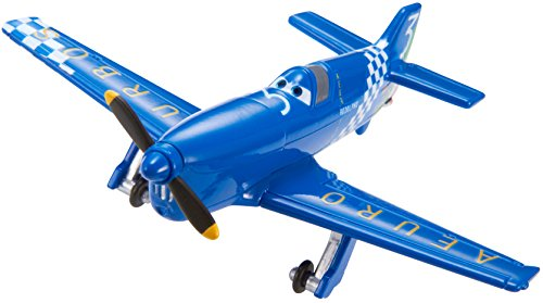 Disney Planes Diecast Rod Aircraft Toy Vehicle