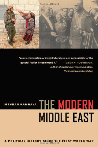 The Modern Middle East: A Political History since the First World War