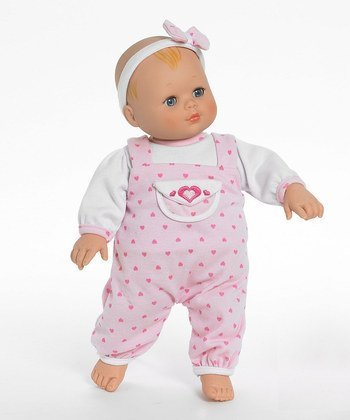 Baby Cuddles Hearts A Flutter - Baby 14 Inch Doll by Madame Alexander TOY (English Manual)
