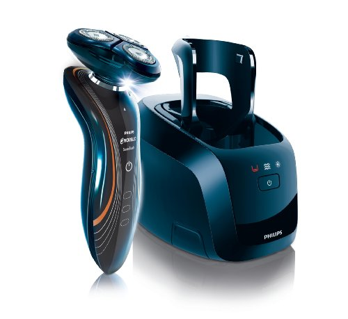 Philips Norelco 1160XCC SensoTouch 2d Electric Shaver with Jet Clean System