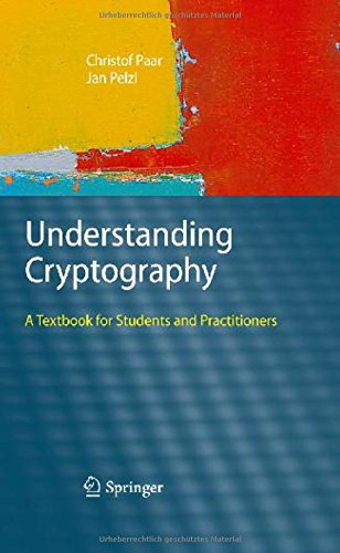 Understanding Cryptography: A Textbook for Students and Practitioners image