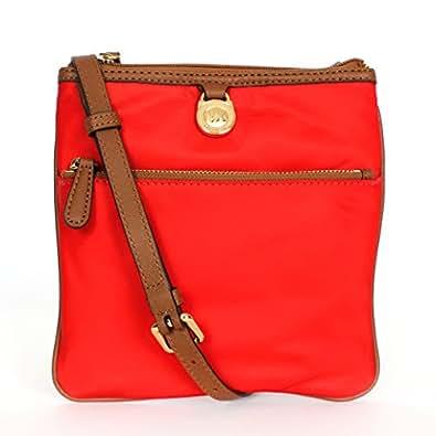 0b44efa5df3983 Michael Kors Kempton Small Pocket Crossbody Nylon Mandarin: Handbags:  edpolicy.stanford.edu