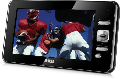 RCA DPTM70R 7-Inch 60Hz 720p LED-Lit TV (Black)