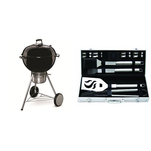 Weber-14501001-Master-Touch-Charcoal-Grill-22-Inch-Black