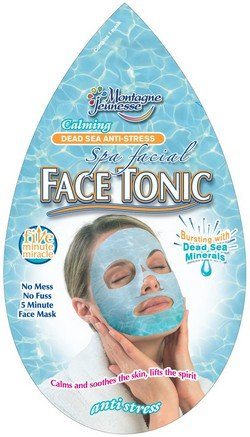 Dead Sea Anti-stress Face Tonic with Dead Sea Minerals