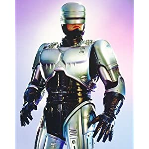 Amazon.com: PETER WELLER OFFICER ALEX J. MURPHY/ROBOCOP ROBOCOP ...