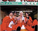 Jackass (Johnny Knoxville/Steve-O/Ryan Dunn/Bam Margera) Autographed/Hand Signed 8x10 Photo By Johnn