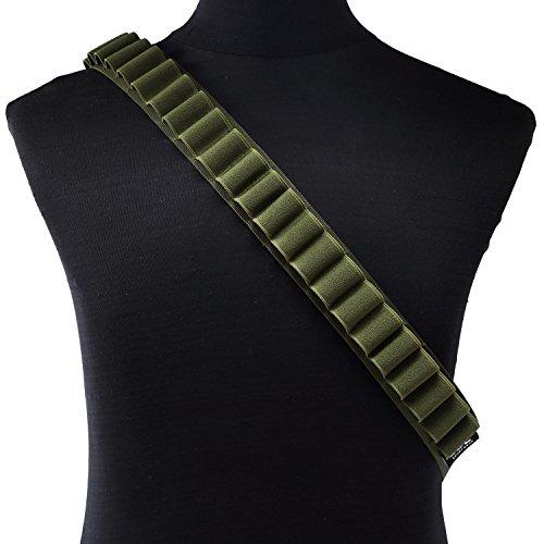 niceEshop(TM) Shotgun Shell Bullet Bandolier Belt (Bandolier Belt compare prices)