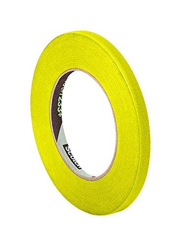 3 M 301 TapeCase 0,48 cm x (0,188 60yd Performance-Nastro per mascheratura, convertiti da 3 M 301, 0,48 (0,188 x 60 cm larghezza yd. lunghezza rotolo, colore: giallo
