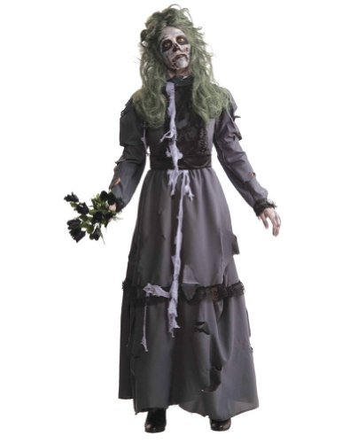 Zombie Lady Halloween Costume - Most Adults
