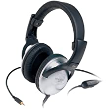 buy 1 - Ur29 Full-Size Headphones, Delivers Bass-Enhanced High-Quality Sound , Features Dynamic Elements, Constructed From 1.4Mm Mylar(R) To Enhance Rigidity, Minimize Mechanical Distortion & Yield A Full Frequency Response, 178295