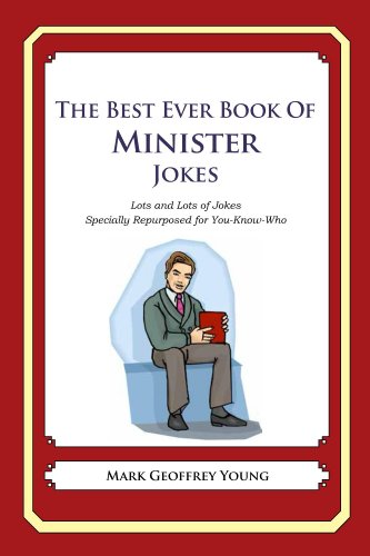 Mark Young - The Best Ever Book of Minister Jokes