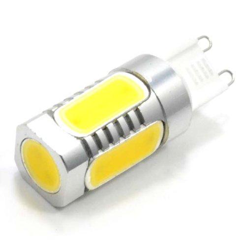 G9 7W Cob Led Light Lamp Bulb Ac 110V Ac 220V