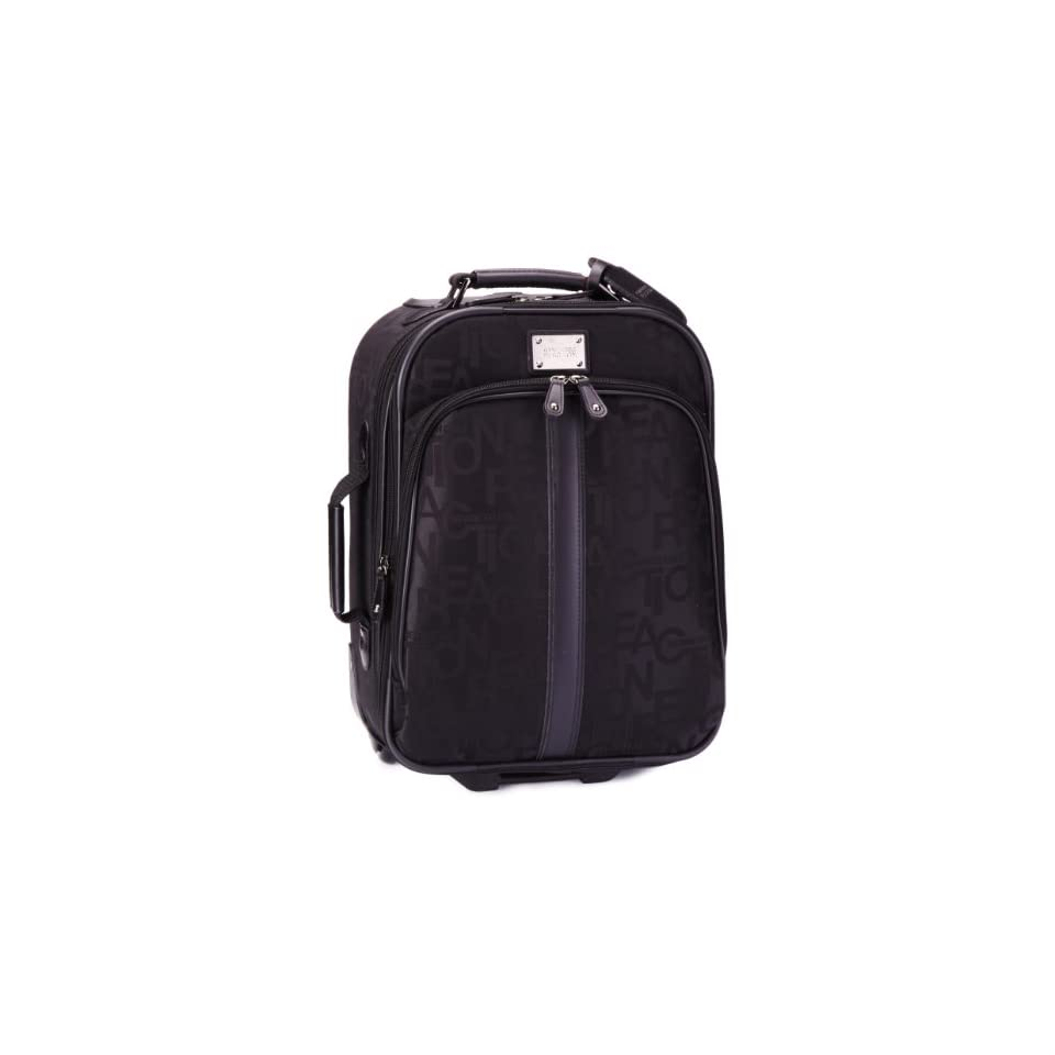 Kenneth Cole Reaction Luggage Taking My Time Wheeled Bag, Black, One Size