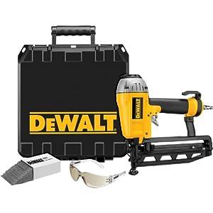 DEWALT D51257K 1-Inch to 2-1/2-Inch 16 Gauge Finish Nailer by DEWALT