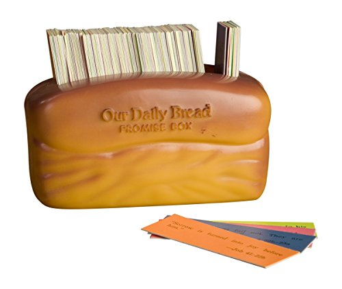 Promise Box - Our Daily Bread (Daily Bread Bible Verses compare prices)