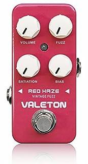 VALETON RED HAZE ゲルマニウムトランジスタ搭載ヴィンテージファズフェイス再現! ヴェイルトン レッドヘイズ 国内正規品