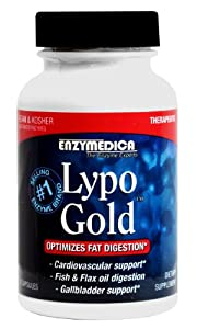 Enzymedica - Lypo Gold - 120 count