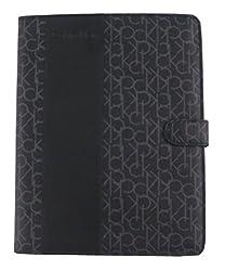 Calvin Klein Ipad 2 Portfolio, Black, OS