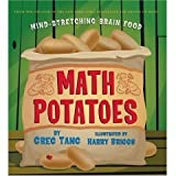 Math Potatoes (0439791707) by Greg Tang