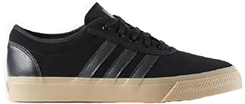 Adidas Performance Men's Adi-Ease Fashion Sneaker, Black/Solid Grey/Gum, 11 M US