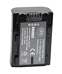 Battery 1000mAh for Sony NP-FH30, NP-FH40, NP-FH50