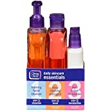 Clean & Clear Daily Skincare Essentials Pack, 20 Ounce