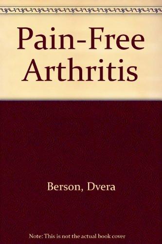 Pain-free Arthritis, Berson, Dvera