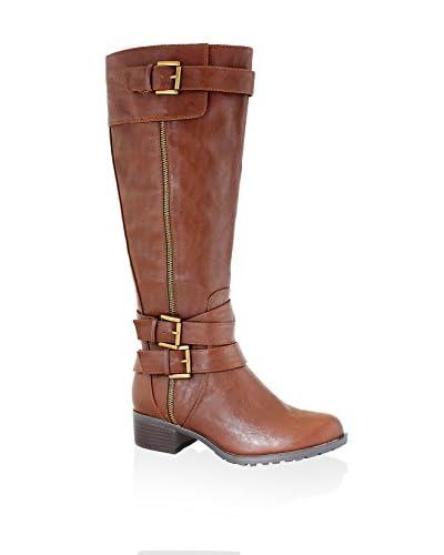 Intaglia Women's Texas Wide Calf Boot