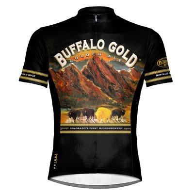 Buy Low Price Primal Wear Men's Buffalo Gold Beer Short Sleeve Cycling Jersey – BBBGJ10M (B002UZR5NI)