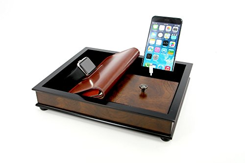 Decorebay-wood-charging-station-for-smartphones-and-Apple-watch
