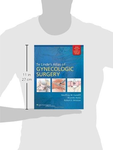 Te Linde's Atlas of Gynecologic Surgery