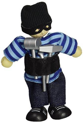 Budkins Robin The Robber Figure
