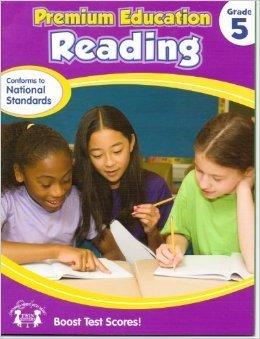 Reading Grade 5 Workbook (Premium Education