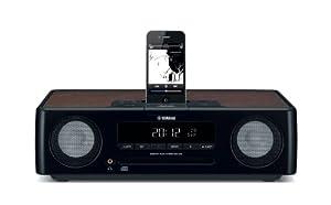 Yamaha TSX-132BL Desktop Audio System (Black)