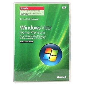 Microsoft Windows Vista Home Premium 32bit Service Desk Upgrade w/Service Pack 1 66I-02395 (Vista Service Pack 1 compare prices)