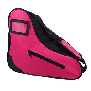 Pink Roller Skate Bag - Pink Ice Skate Sack - Roller Derby Tote by Epic Skates