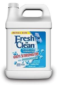 Lambert Kay Fresh 'N Clean Oxy-Strength Pet Odor and Stain Eliminator, 1-Gallon