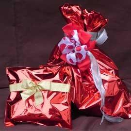 pnp-50-buste-regalo-in-ppl-metal-lucido-35x50cm-rosso-senza-patella-adesiva-confezione-1