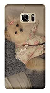 WOW Printed Designer Mobile Case Back Cover For Samsung Galaxy Note 7