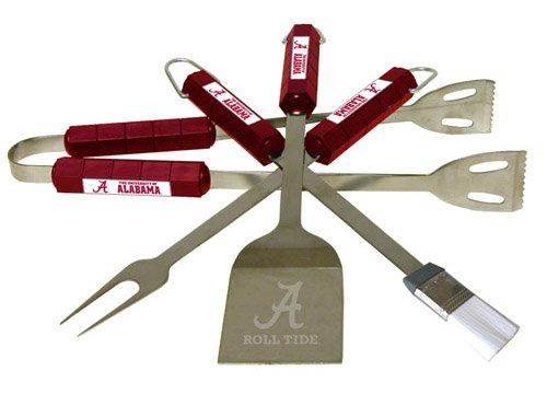 Alabama 4 Piece BBQ Set