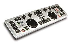 Numark DJ 2 Go Ultra-Portable USB DJ Controller for Mac or PC by Numark